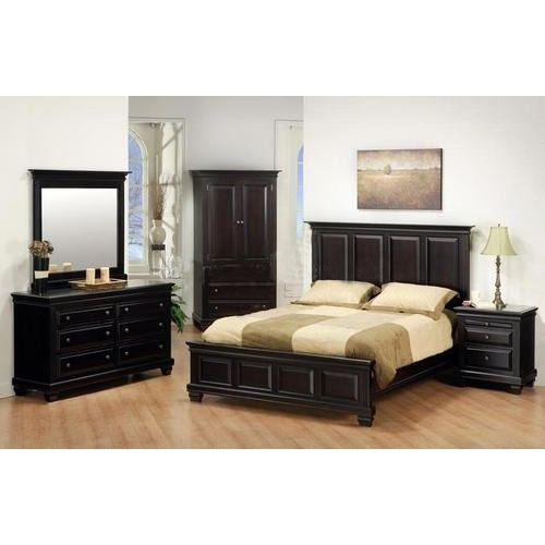 Solid Wood Bedroom Set View Specifications Details Of Wood