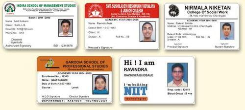 Office Identity Card - ID Card Manufacturer from Kolkata