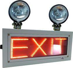 Industrial Emergency Light EXH 110