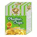 Plantain Chips Snacks Box