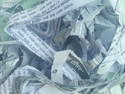 Shredd Paper