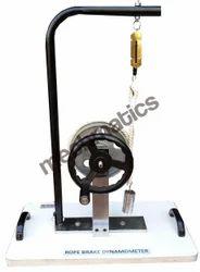 Rope Brake Dynamometer Model