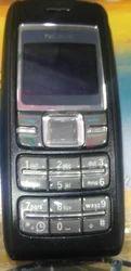 Black nokia 1600, Screen Size: 1.4