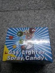 Gas Lighter Spray Candy