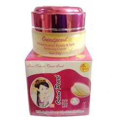Whitening Pearl Beauty & Spot Removing Cream
