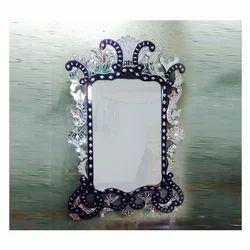 Colored Venetian Mirror