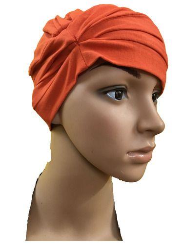 8d775ada829b9 GIRRIJA Orange chemo beanies cancer caps women summer chemo caps sleep  turban for women caps