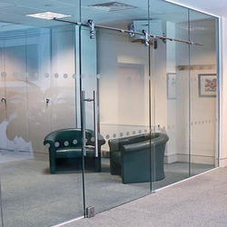 Frameless glass doors suppliers manufacturers in india frameless glass doors planetlyrics Gallery