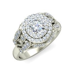 Designer Diamond Finger Ring
