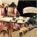Vintage Golf Cart Rental Service