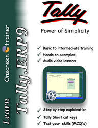Learn tally erp9 app in hindi eng tamil telugu pour android.