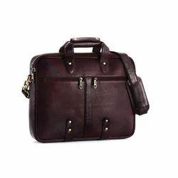 Value Box Brown Office Shoulder Bag