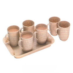 Plastic Tea Cup Set