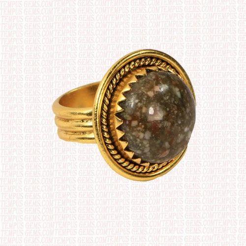 afd7736140f02 925 Sterling Silver Jasper Stone Ring