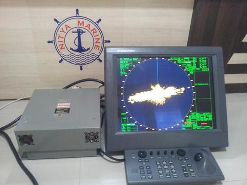 Used Marine Radar Furuno Far 2817 Arpa - Nitya Marine, Bhavnagar