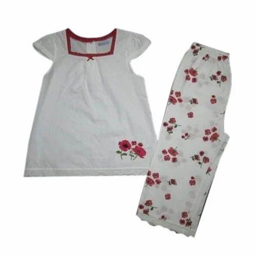 bdb2a96963 Printed Baby Girls Night Wears, गर्ल्स नाईट वियर ...