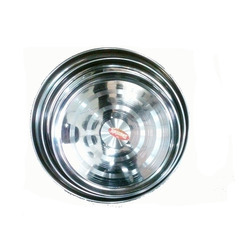 RKM Stainless Steel Thali