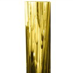 12 Micron Gold Color Polyester Film