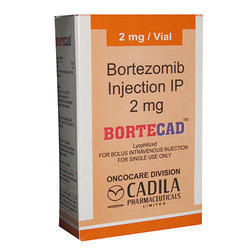 Bortecad 2 Mg Bortezomib Injection, For Hospital