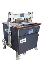 Semi Automatic File Making Machine