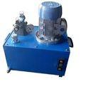Semi Automatic Hydraulic Power Pack