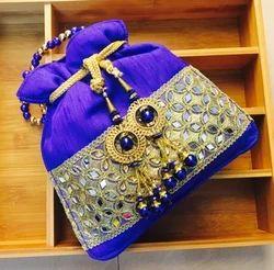 Ethnic Party Wear Potli Bag