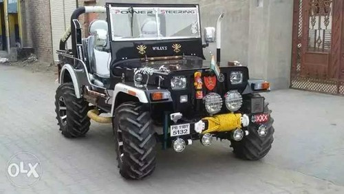 Supercars Gallery Modified Jeep Olx