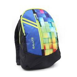 Multicolor Salute Backpacks