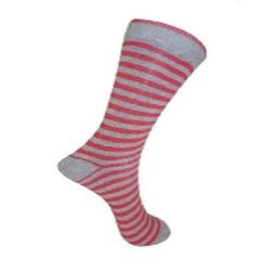 Women Full Length Stripe Socks