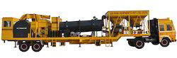 Portable Drum Mix Asphalt Plant