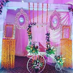 Fiber Wedding Photo Frames