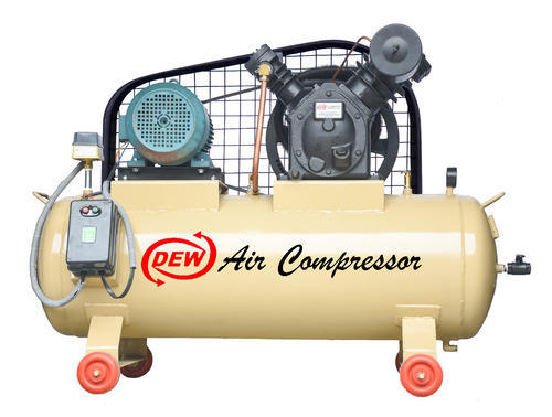7 5 Hp Double Piston Air Compressor At Rs 58000 Unit