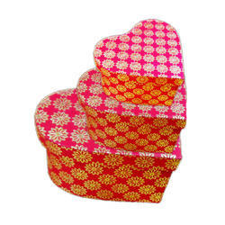 Heart Shape Nested Box Set OF 3