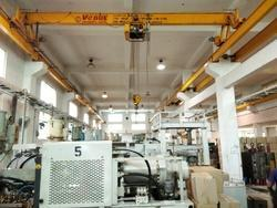 Single Girder I-Beam Crane