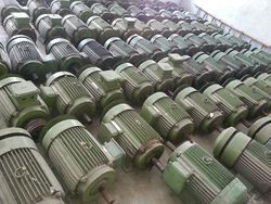 Used Induction Motor supplies, 440/220