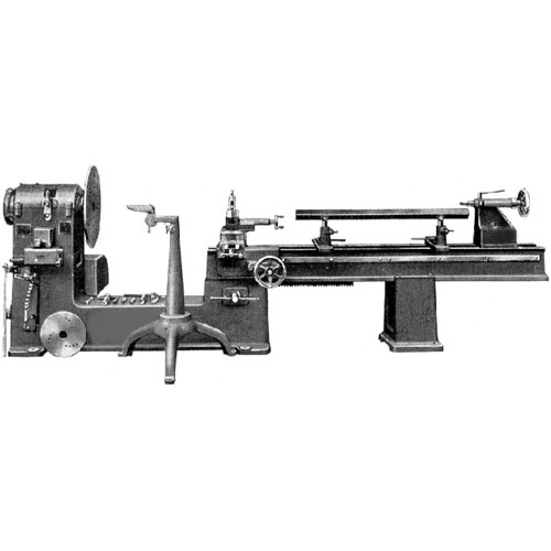 Heavy Duty Wood Turning Lathe Machine At Rs 8600 Piece Dhebar