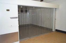 PVC Transparent Strip Curtain