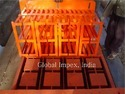 640 S Machine With Concrete Block Making Machine