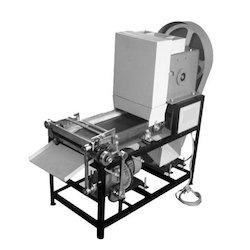 Supari Chips Cutting Machine