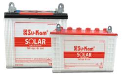 Su-Kam Solar Tubular Batteries