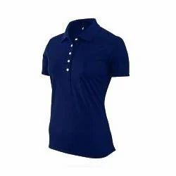 collar t shirt for girls
