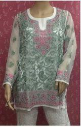 Handmade Short Indian Ethnic Top