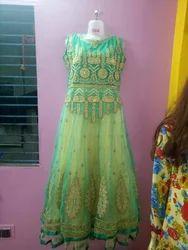 Ladies Net Gown
