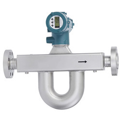 Remote Display Coriolis Mass Flow Meter