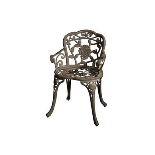 Beautiful Cast Iron Chair