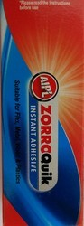 AIPL Industrial Grade Zorro Quick Instant Adhesive, Packaging Size: 20ml