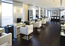 Salon Interior Design Commercial Interior Designing in Film City
