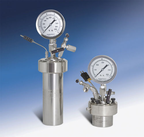 High Pressure Reactor, Capacity: 50L to 60000L