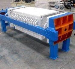 Semi-automatic Hydraulic Filter Press