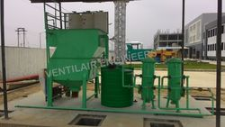 Pulp And Paper Industry Effluent Treatment Plant